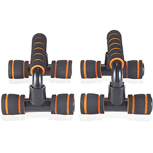 Push up Bar Home Fitness for Travel, Push up Stand Bar for Halloween/Christmas Gifts