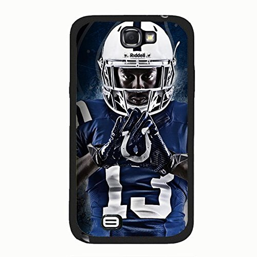 Samsung Galaxy S6Edge Plus Cover Shell Cool No. 31Fußball NFL Indianapolis Colts Handytasche Schutzhülle für Samsung Galaxy S6Edge Plus Fußball Hipster
