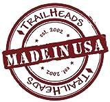 TrailHeads Womens Print Ponytail Headband – 10 prints - Made in USA