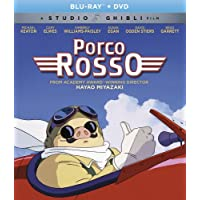 Porco Rosso (Combo Bluray /DVD) [Blu-ray]