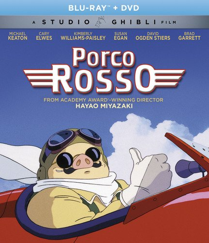 (Porco Rosso (Bluray/DVD Combo) [Blu-ray])