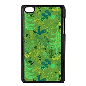 GRAPHIC PRINT Ipod Touch 4 Case Black Yearinspace955200