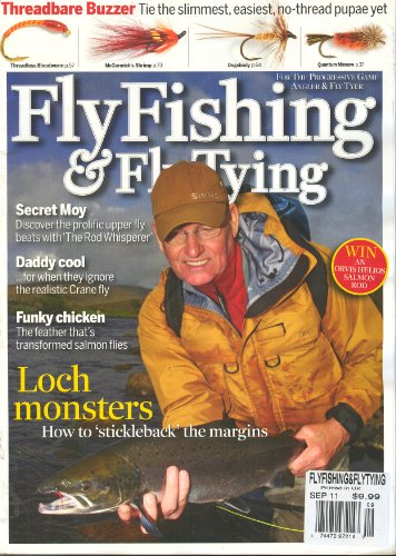- Fly Fishing & Fly Tying Magazine September 2011