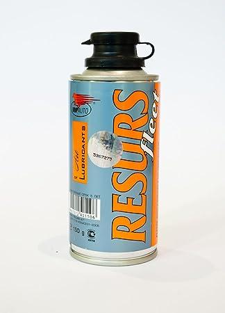 Aditivo/caja de cambios Restaurador/caja de cambios de aceite de transmisión automática de la Flota resurs 150 g Restauración: Amazon.es: Bricolaje y herramientas