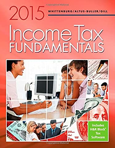 Income Tax Fundamentals 2015 (with H&R Block Premium & Business Software CD-ROM) (Business Taxes Software)
