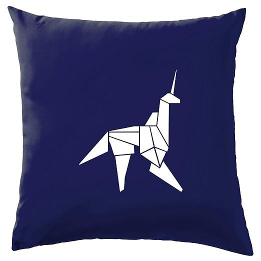 Dressdown de papel para Origami Unicorn - Cojín 41 x 41 cm ...