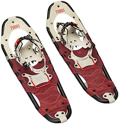 Tubbs Snowshoes Women s Wilderness Day Hiking Snowshoes