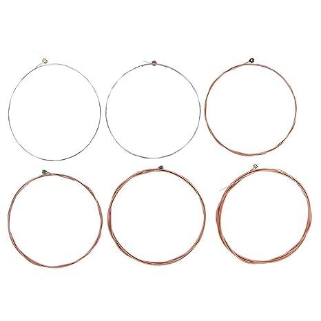 Cuerdas de guitarra Trendyest 6pcs/box S Series cuerdas de ...