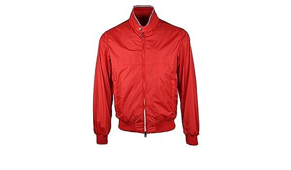Moncler - Chaqueta - para hombre rojo rosso XX-Large: Amazon.es: Ropa y accesorios