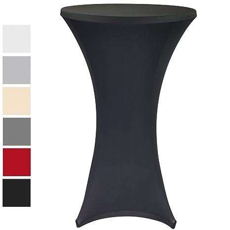 Funda para mesa de cocktail ajustable de proheim - Funda elástica para mesa alta de cocktails