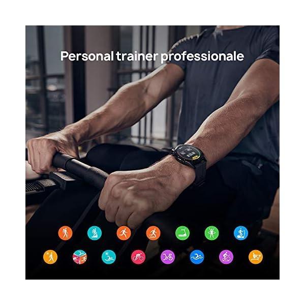 HUAWEI Watch GT 2 Smartwatch 46 mm, Durata Batteria fino a 2 Settimane, GPS, 15 Modalità di Allenamento, Display del… 6