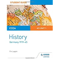 CCEA AS-level History Student Guide: Germany (1919-1945) (Student Guides)
