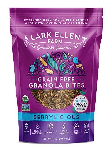 Lark Ellen Farm Grain Free Bites, Berrylicious, 8 - Lake Farm