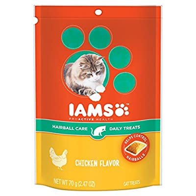 Cat Food Iams Proactive Health Daily Cat Treats [tag]