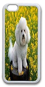 Custom Iphone 6 Plus Case,Rape flowers Iphone 6 Plus Cases,TPU White Iphone 6 Plus(4.7) Cases