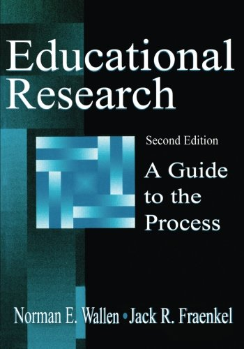 Educational Research: A Guide To the Process