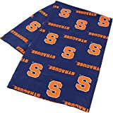 College Covers Syracuse Orangemen Pillowcase Only-Body Pillow, 20'' x 60'', Blue