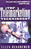 img - for Top Telemarketing Techniques book / textbook / text book