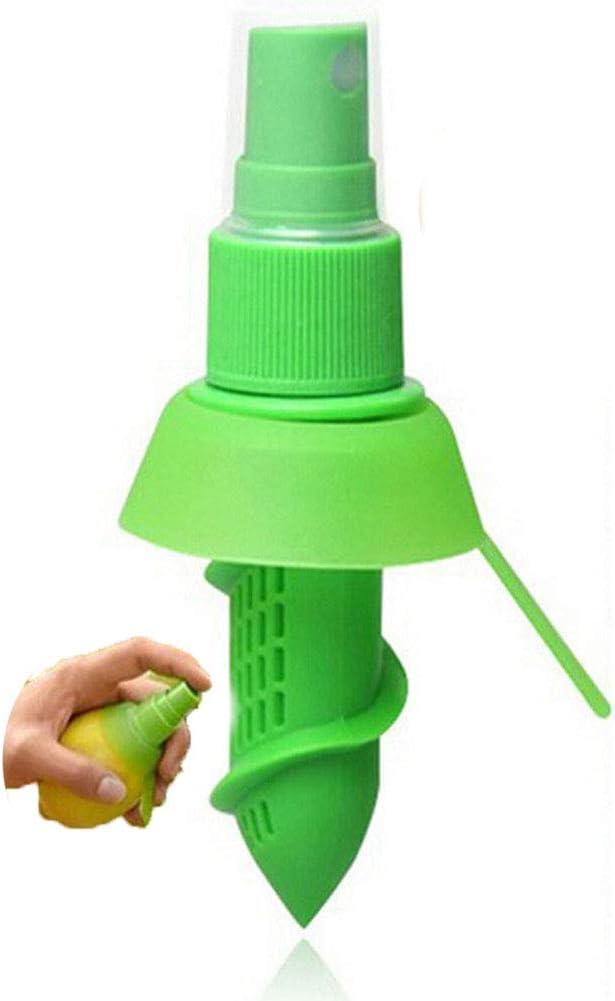 Mini Manual Juicer, Hand Lemon Sprayer Gadget, Citrus Sprayer, Lemon Orange Juicer Lemon Squeezer, Lime Juicer for Vegetables Salads Seafood and Cooking (mini)