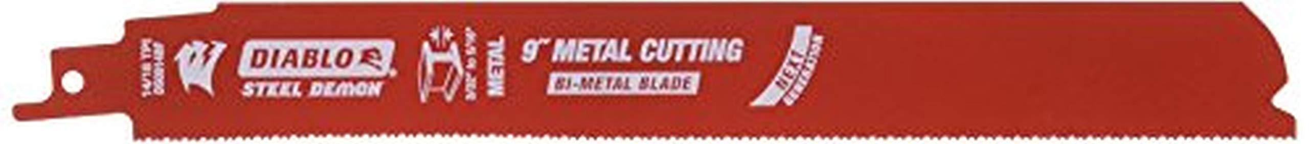 Freud DS0914BF25 Steel Demon Bi-Metal Reciprocating Blade,9'' by Freud