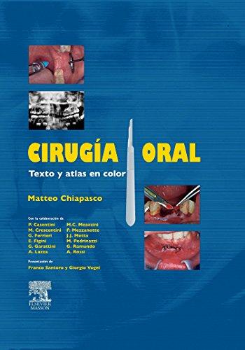 Descargar Libro Cirugía Oral M. Chiapasco