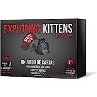 Exploding Kittens NSFW (Asmodee EKEK02ES)