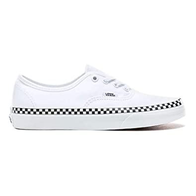 Vans Authentic Sneaker Damen Weiss Sneaker Low: Amazon.de: Schuhe ...