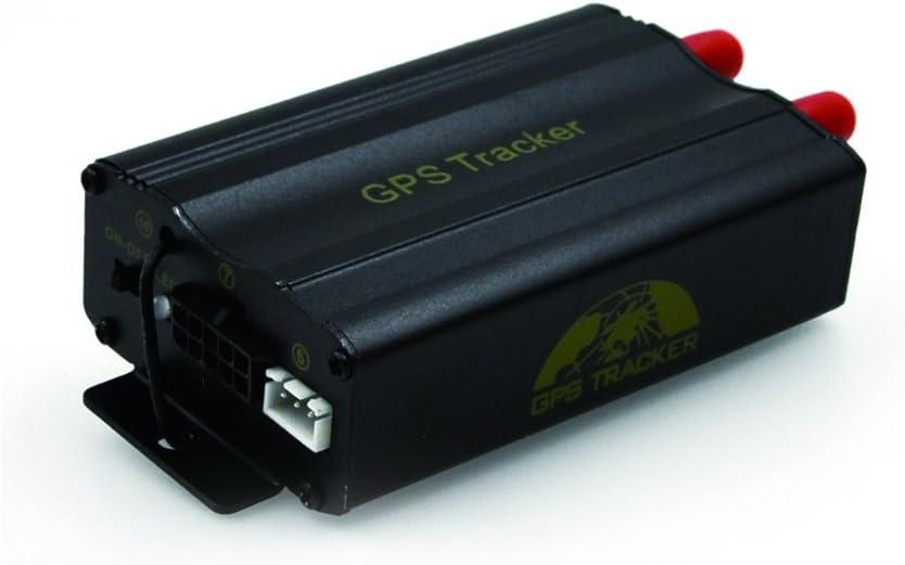 CITTATREND GPS Tracker Localizador tk-103b traqueur–Localizador espía GSM/GPRS satélite módulo receptor info Trafic antirrobo alarma sistema géolocalisation en tiempo real para coche vehículo Moto