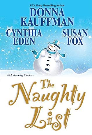 book cover of The Naughty List