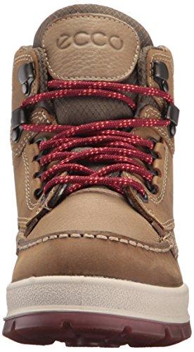 Bota De Montaña Ecco Mujeres Track 25 High Navajo Brown / Navajo Brown