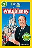 National Geographic Readers: Walt Disney (L3) (Readers Bios)