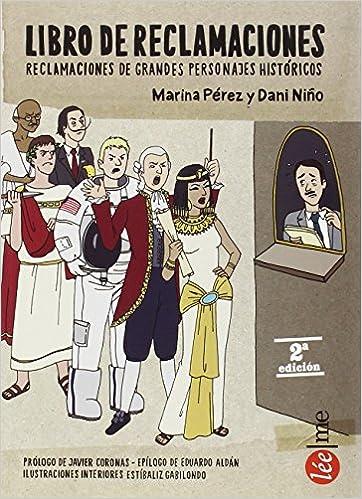 Kindle iPhone descargar libros Libro De Reclamaciones (Bolsillo) PDF 841558928X