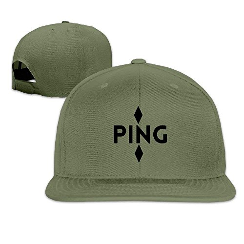 Umbrellas Golf Ping (Ping American Classic Unisex 100% Cotton Lightweight Hats)