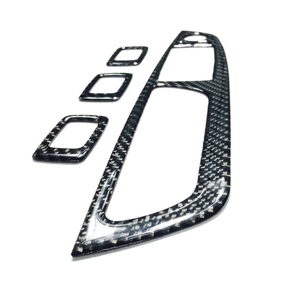 KESOTO Couvre-vitre Noir Brillant pour BMW X5 E70 2008-13 X6 E71 2009-16