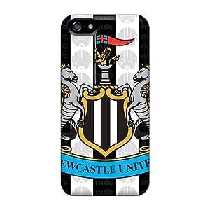 Bernardrmop DtvupSs8515gkIcD Case Cover Skin For Iphone 5/5s (team Newcastle United)