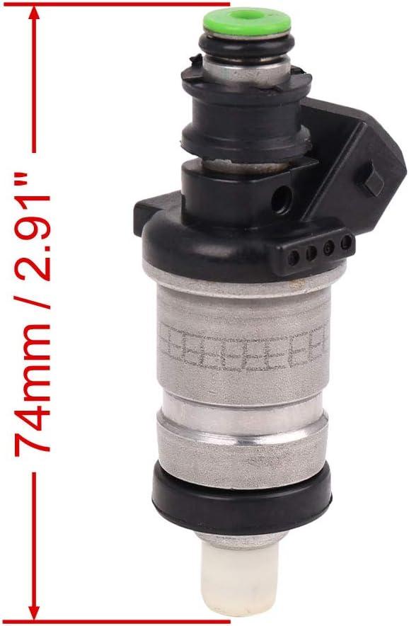 Inyector de combustible gasolina aceite de coche 805225A1 18715T1 DC 12V para Mercury 1998-2002