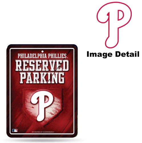 MLB Philadelphia Phillies Parking Sign