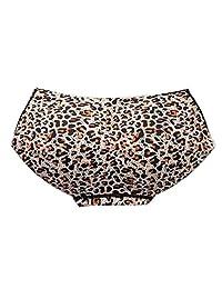 Women's Low Waist Seamless Butt Lifter Padded Panties [E]