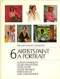 Six Artists Paint a Portrait, , 0823048497
