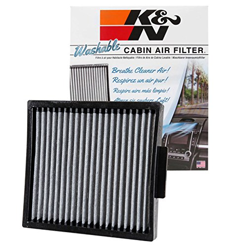 VF2038 K&N CABIN AIR FILTER (Cabin Air Filters):
