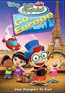 Little Einsteins: Go To Europe