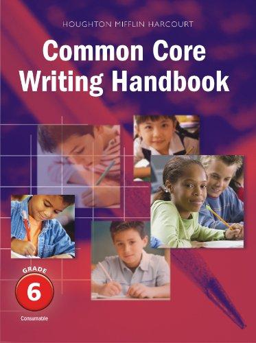 Journeys: Writing Handbook Student Edition Grade 6