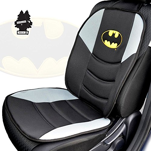 New Stylish And Comfortable Foam Padded DC Comic Batman Car Truck SUV Seat Cushion With Air Freshener