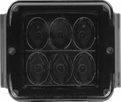 Rigid Industries 20198 Smoked Protective Polycarbonate Light Cover
