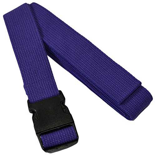YogaAccessories Pinch Buckle Cotton Strap product image