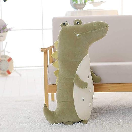 Vkospy Infantil del beb/é reci/én Nacido del ni/ño Forma Terciopelo Elefante d Almohada Cama Cabeza Anti-vuelco Coj/ín