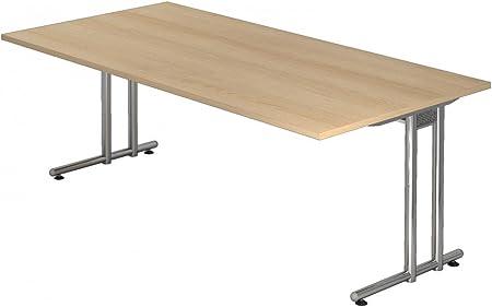 Dr de oficina escritorio 200 x 100 cm – Altura 72 Cm – Moderno ...