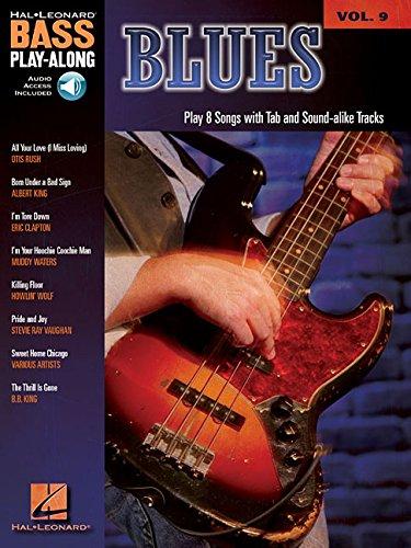 Blues: Blues Bass Play-Along Volume 9