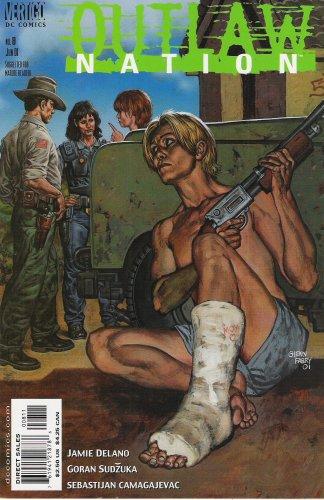 Download DC Comics - Vertigo; Outlaw Nation # 8 ebook