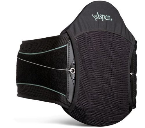 Aspen Summit 631 Back Brace; Black; Medium - 992530 by Aspen Pet